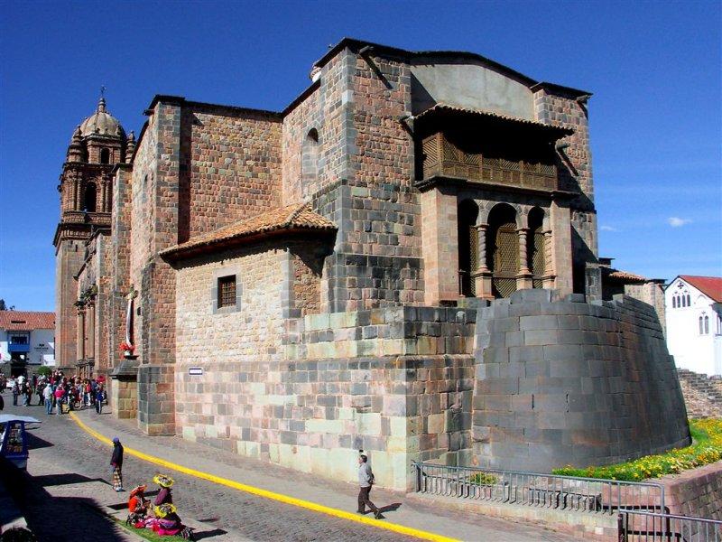 Temple of the Sun, Qoricancha