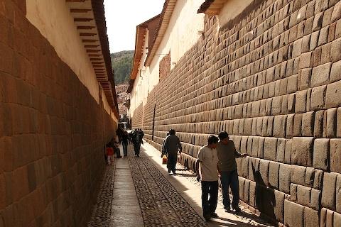 Loreto Street in Cusco