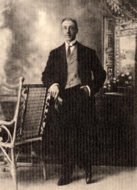 Albert Giesecke in Cuzco