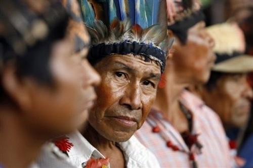 Indigenous Brazilian Tribe