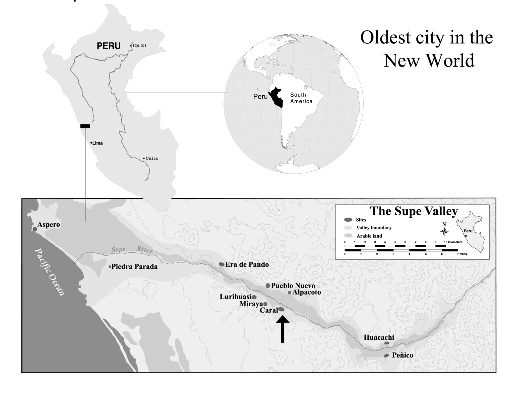 Oldest City In The Americas In Danger Of Being Destroyed