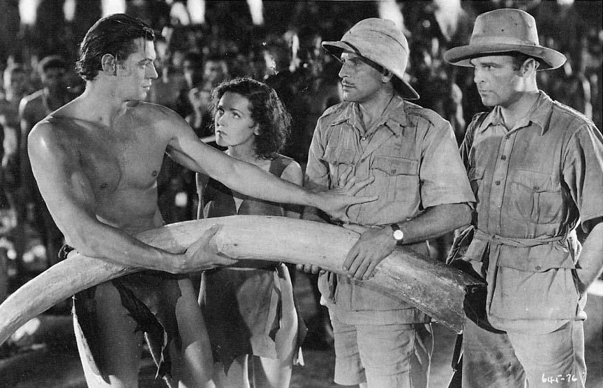 Tarzan Agitator Expelled from Peru
