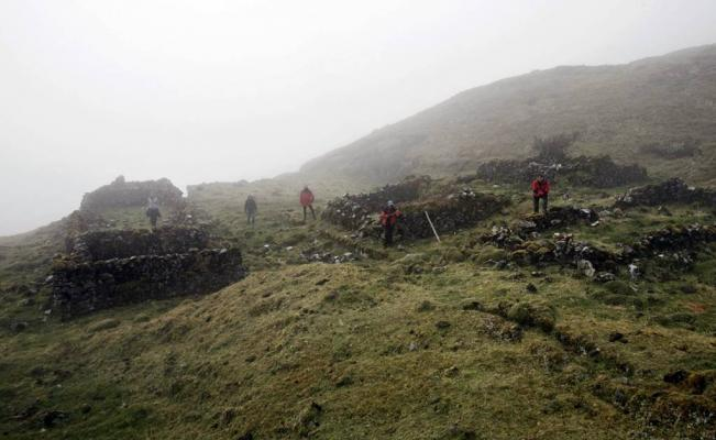 Inca ruins discovered in Vilcabamba Mountains in Peru